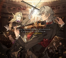Fate/Grand Order Orchestra Concert -Live Album- performed by 東京都交響楽団【通常盤】