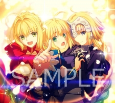 Fate song material【通常盤】
