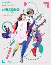 "angela Asia Tour 2019 ""aNI-SONG"" LIVE BD"