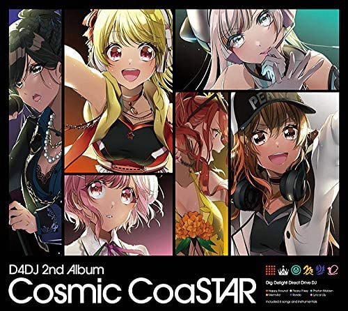 D4DJ 2nd Album「Cosmic CoaSTAR」