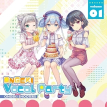ONGEKI Vocal Party 01