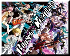 BanG Dream!「Rausch und/and Craziness」