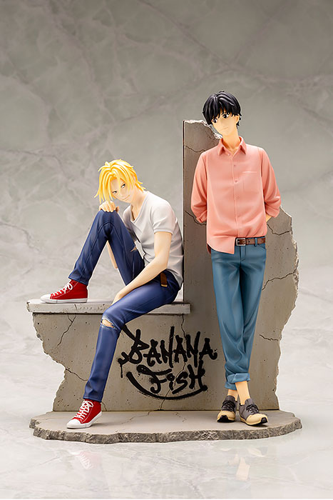 BANANA FISH ARTFX J アッシュ&英二