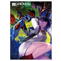 SSSS.GRIDMAN Art Fan Book 2018冬
