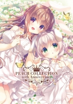 【メロン専売セット】PEACH COLLECTION 10th Anniversary【色紙】