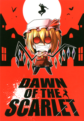 DAWN OF THE SCARLET