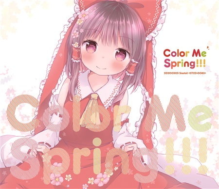 Color Me Spring!!!