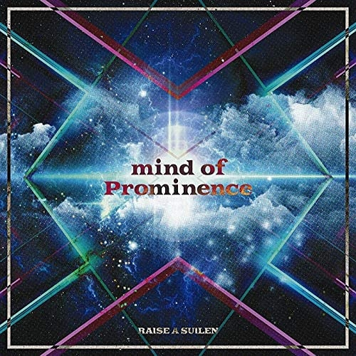 BanG Dream! バンドリ! RAISE A SUILEN「mind of Prominence」Blu-ray付生産限定盤