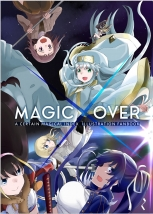 MAGIC X OVER SCIENCE X OVER