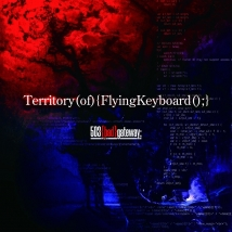 Territory of flying keyboard