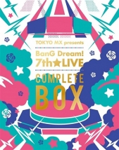 TOKYO MX presents BanG Dream! 7th☆LIVE COMPLETE BOX BD
