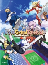 Fate/Grand Carnival 1st Season 完全生産限定版 DVD