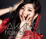 AKINO from bless4/your ears,our years 通常盤