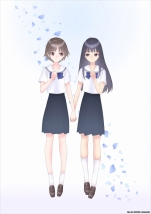 BLUE REFLECTION RAY/澪 Blu-ray 第2巻