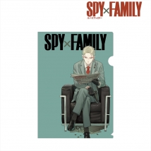 SPY×FAMILY ロイド・フォージャー クリアファイル