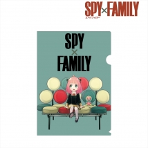 SPY×FAMILY アーニャ・フォージャー クリアファイル