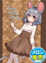 Change clothes Nazrin