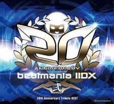 beatmania IIDX 20th Anniversary Tribute BEST