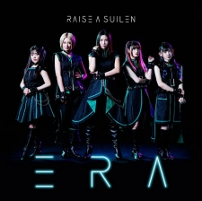 BanG Dream! RAISE A SUILEN 1stアルバム「ERA」 通常盤