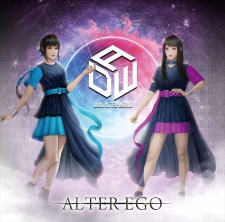 Dual Alter World/ALTER EGO 通常盤
